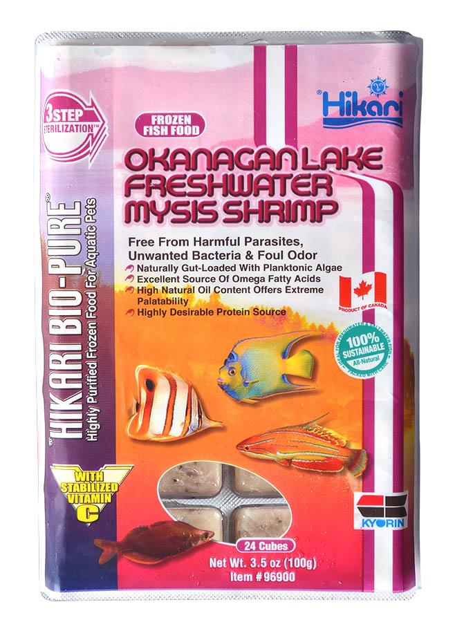 A new frozen mysis shrimp option from Hikari.