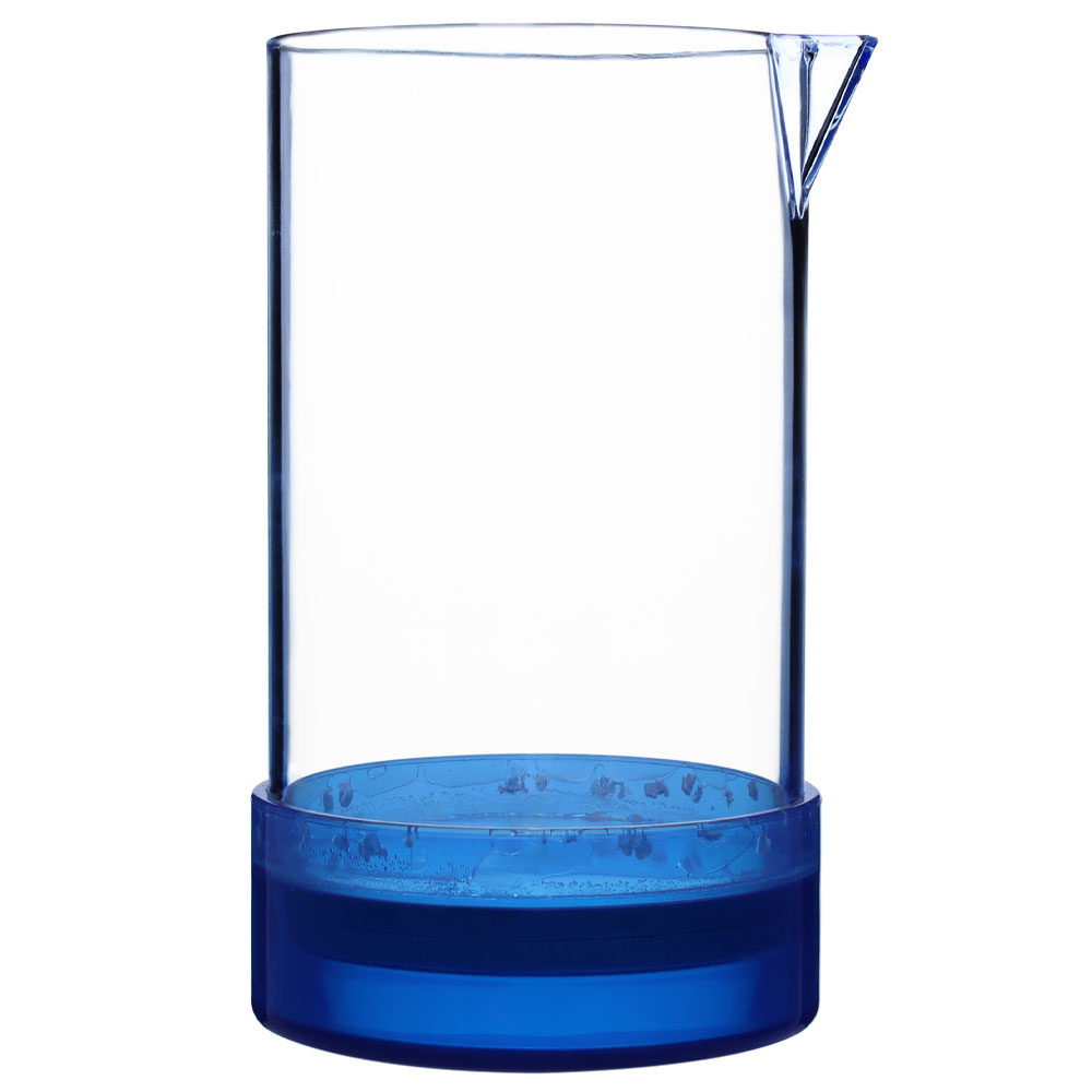 The Separator cup is a rugged acrylic with a heavy magnetic base that attracts and secures both shells and unhatched cysts, effectively separating them from the live brine shrimp nauplii.
