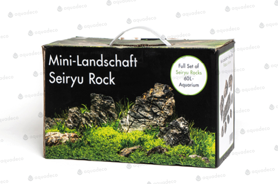 Aquadeco Aquascaping Kits:  Smart as a Box of Rocks