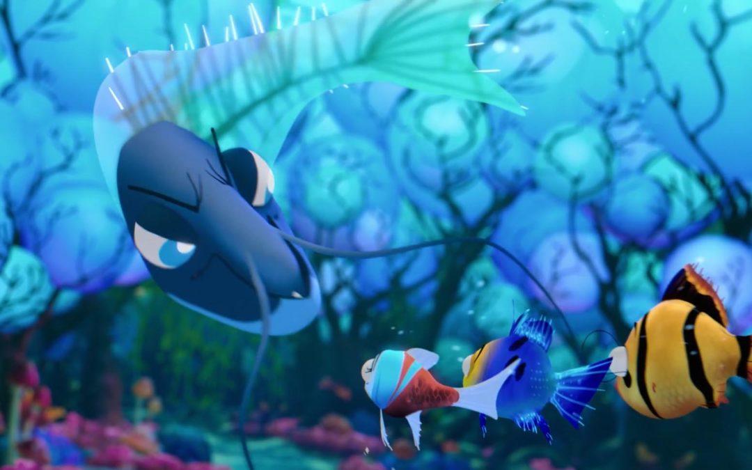 Watch Now: Weird Waters Trailer