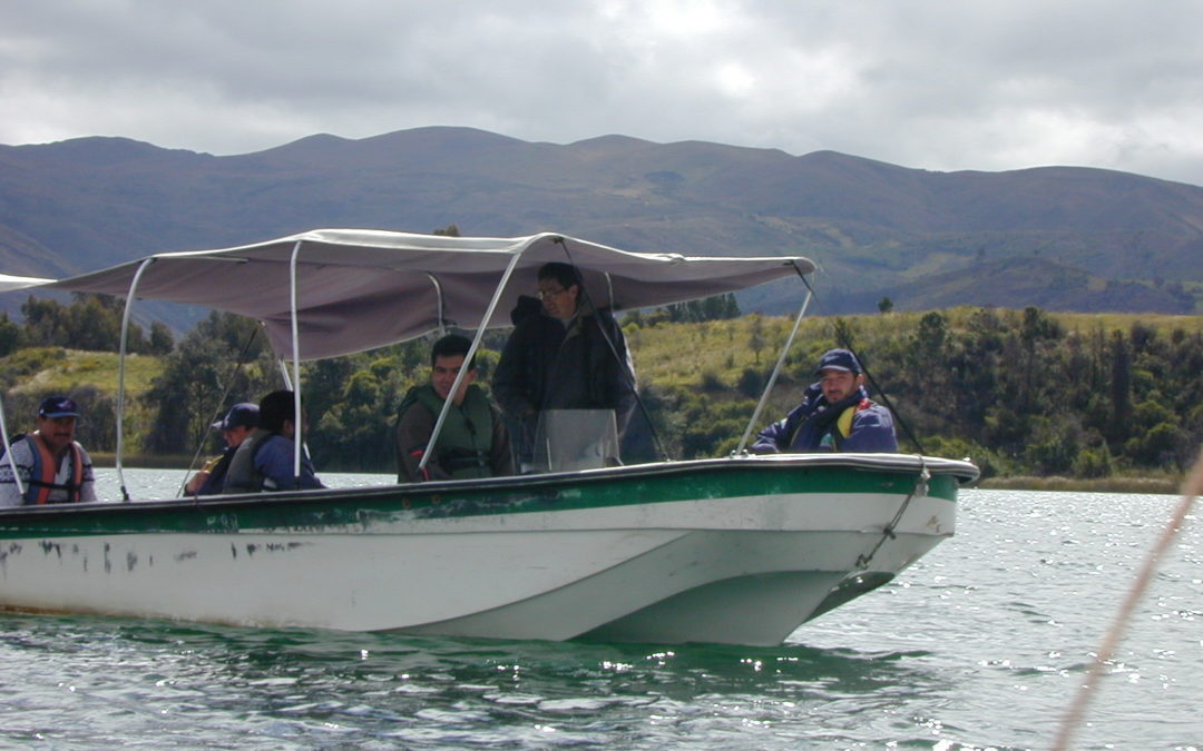 Shoal and Re:wild launch Search for Lost Fishes